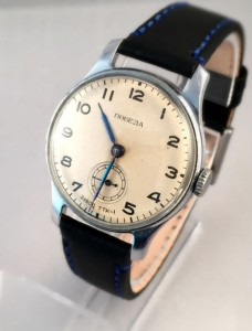 pobeda vintage soviet watch
