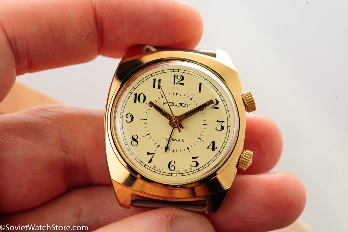 watch Poljot Alarm