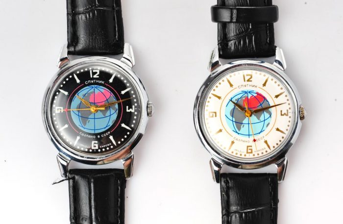 watch Sputnik white 3621-1062