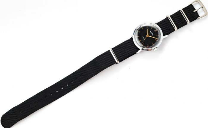 watch Wostok black 4285-12828